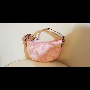 Coach PINK soho bag